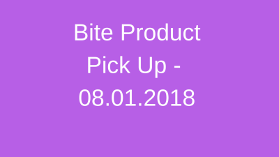 Protected: Bite Product Pick Up
