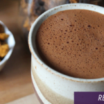 Impress Your Friends With This Delicious & Healing Chaga Hot Chocolate Recipe🍫☕