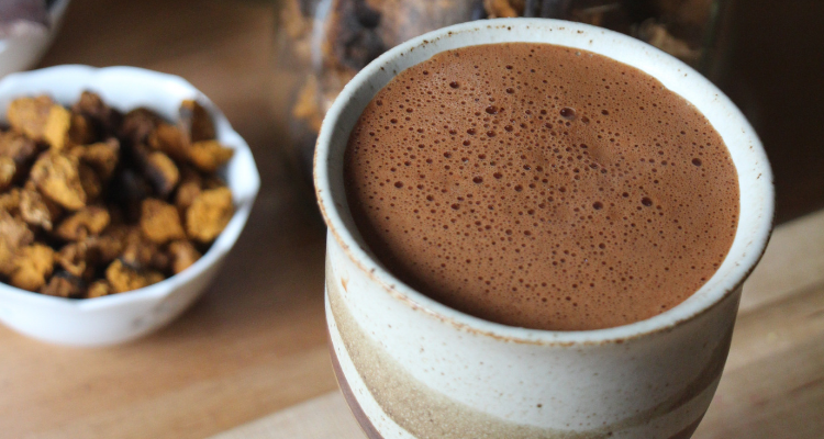 Crafting up a Superfood Hot Chocolate