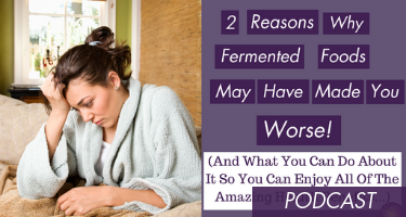 2 Reason Why Fermented Foods May Have Made You Feel Worse #12