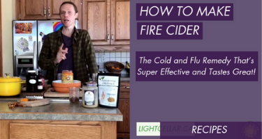 Keep Away Colds & Flu's With Fire Cider